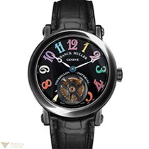 Franck Muller Ronde Imperial Tourbillon Color Dreams 18K White...