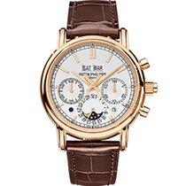 Patek Philippe 5204R-001 Rose Gold Men Grand Complications...