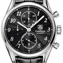 TAG Heuer Carrera Calibre 16 Heritage Automatic Chronograph 41...