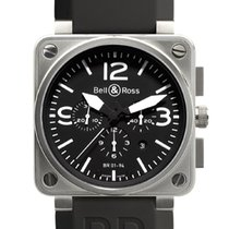 Μπελ & Ρος (Bell & Ross) BR01-94 Chronograph 46mm...