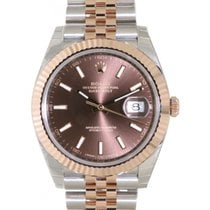 Rolex Datejust II 126331 Rose Gold, Steel, 41mm