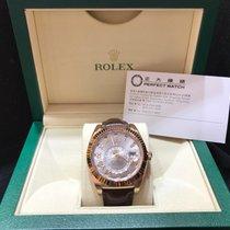 勞力士 (Rolex) 326135 Sky Dweller 42mm Pink Dial
