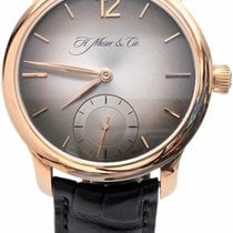 H.Moser & Cie. & Cie Endeavour Small Seconds, Rose...