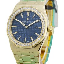 Audemars Piguet 67651BA.ZZ.1261BA.02 Royal Oak Ladies 33mm in...