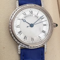 宝玑 (Breguet) Classic 18kWG Diamonds 72% off