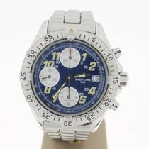 Breitling Colt Steel OceanBlueDial (B&P2003) 42mm MINT