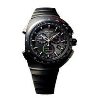 Seiko Herrenuhr Astron GPS Solar Chronograph Giugiaro Design...