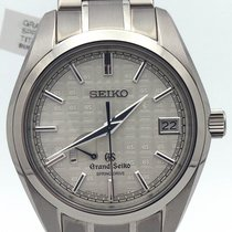 Seiko Grand Seiko Sbg109 10th Anniv. Limited Edition Spring...