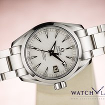 Omega SEAMASTER AQUA TERRA 150M CO-AXIAL LADIES LADY 30mm DAMEN