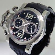 Graham Chronofighter R.A.C 2CRBS.B01A.K25B  Left-hand drive Date