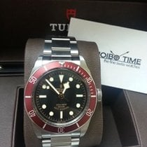 튜더 (Tudor) Heritage Black Bay Steel Strap Version [NEW]