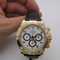 Rolex Daytona oro giallo 16518