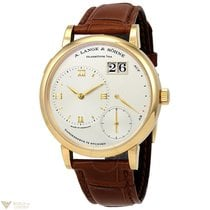 A. Lange & Söhne A  Grand Lange 1 Brown Leather Men's...