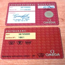 Omega kit warranty card speed professional Moonwatch ref....