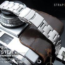Seiko Super Oyster Watch Bracelet for Turtles SRP777