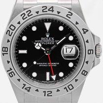 ロレックス (Rolex) Rolex Explorer II 16570 Black LC100