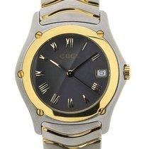 Ebel Classic Wave Golden Grey