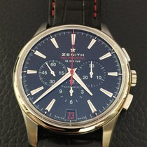 Zenith Captain Chronograph,steel,limited edition 500 pieces