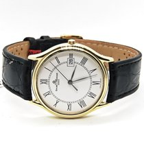Baume & Mercier Classima 18k Yellow Gold Quartz Watch