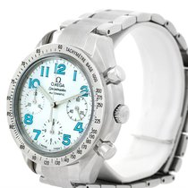 Omega Speedmaster Ladies Mother Of Pearl Dial Watch 3534.71.00
