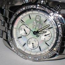 Breitling Chronomat Stainless Steel Evolution Diamonds
