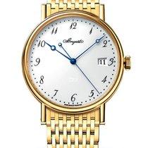 Breguet Brequet Classique 5177 18K Yellow Gold Unisex Watch