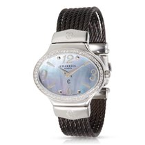Charriol Darling Oval Women's Quartz Watch in Stainless Steel