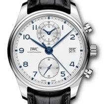 IWC Portuguese Chronograph 390302