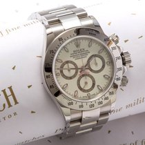 "Rolex Daytona ""P"" Series ""Cream"" dial UNWORN"