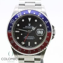 Rolex GMT-Master II serial K