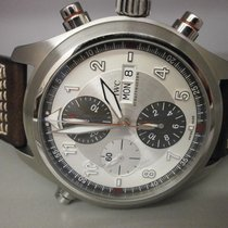 IWC Spitfire 3718-02 44mm Split Second Chronograph Watch Only.