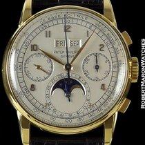 Patek Philippe 2499 Perpetual Calendar Chronograph First...