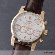 Eberhard & Co. 18k Roségold Chrono4 Chronograph Automatik...