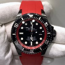 Rolex Deepsea DEEP RED Limited edition DLC All Black MONACO
