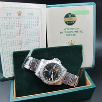 Rolex EXPLORER 2 1655 MK1 Straight Hand with Box and Paper