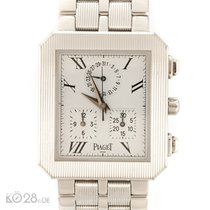 Piaget Protocole Perpetual Calender White Gold Papers 2000 D