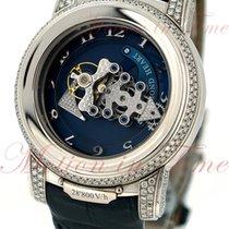 Ulysse Nardin Freak 28'800 V/h Diamond Heart, Blue Dial,...