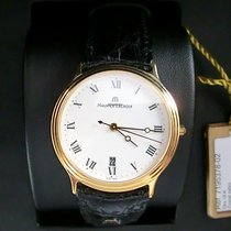 Maurice Lacroix Ref:7195378-02 Yellow Gold 18K
