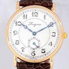 Longines Heritage Collection Roségold 18K Automatik Dresswatch...