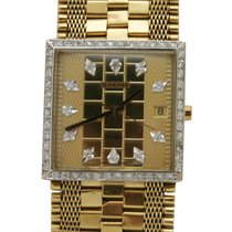 Juvenia Details about  18k Yellow Gold & 0.50tdw Diamond Ma