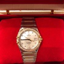 Omega Constellation My Choice Diamond Watch Deutsche Uhr