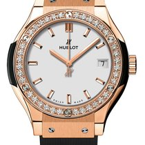 Hublot Classic Fusion Quartz 33mm 581.ox.2611.rx.1104
