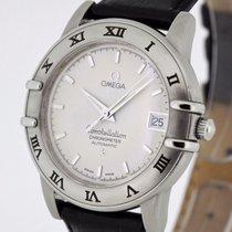 Omega Constellation Chronometer 168.1201 Box & Swiss...