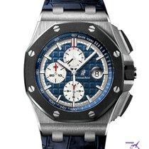 Audemars Piguet Royal Oak Offshore Chronograph Platinum and...