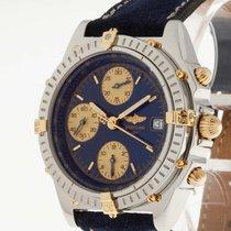 Breitling Chronomat Stahl / Gold Ref.B13050.1