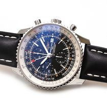 Breitling Navitimer World GMT - Neuve