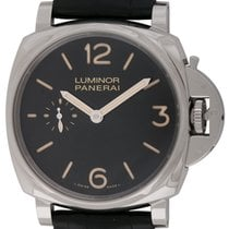Panerai : Luminor Due Hand Wind :  PAM 676 :  Stainless Steel...