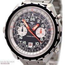 Breitling Vintage Cosmonaute Chronograph Chrono-Matic Ref-1809...