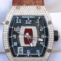 Richard Mille RM005 AF WG in White Gold