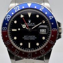 勞力士 (Rolex) GMT-Master mit Spiderdial, Ref. 16750, Bj. 1984